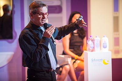 Doctor Gonzalo Pin, pediatra experto en-trastornos y medicina del sueno