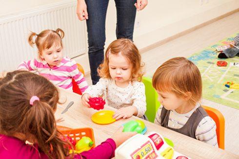 Seis enfermedades que los niños podrán contraer en la guardería