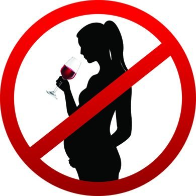 Cualquier cantidad de alcohol durante el embarazo perjudica al bebé