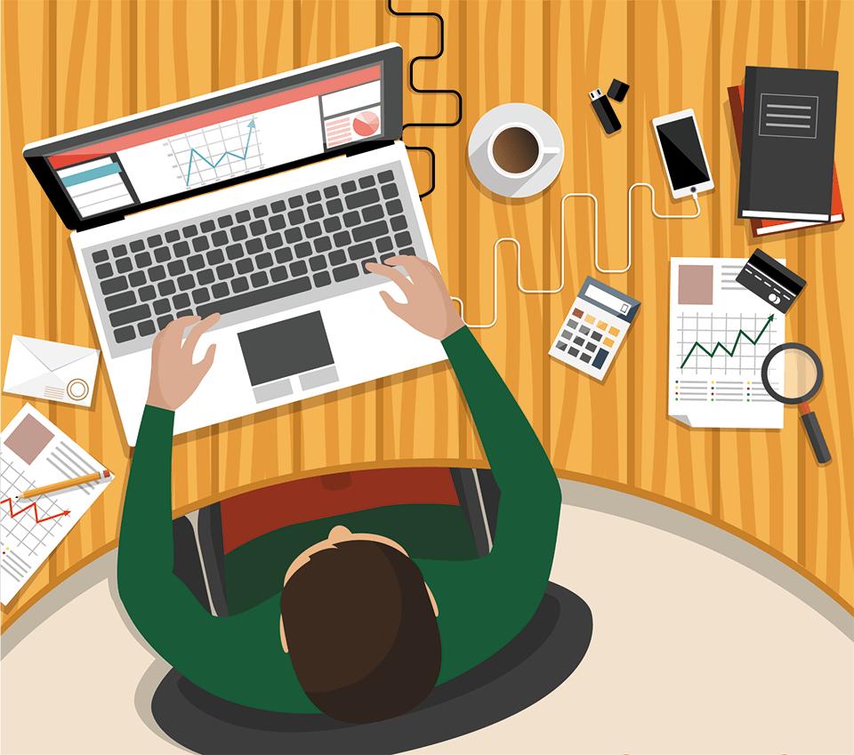 Seis ejercicios ocularespara la vuelta al trabajo