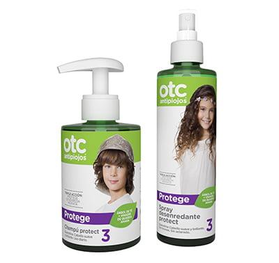 Nuevo OTC Antipiojos: acondicionador que hidrata y previene el contagio