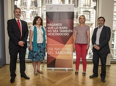 El abordaje del sarcoma en centros de referencia, clave para mejorar el pronóstico