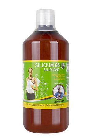 Silicium G5: silicio orgánico para la flacidez