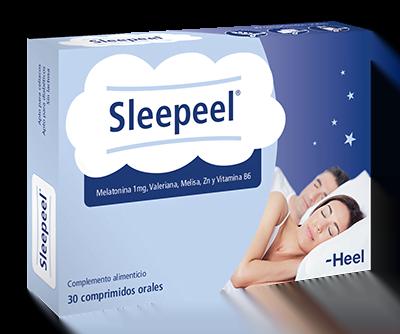 Sleepeel ayuda a conciliar el sueño