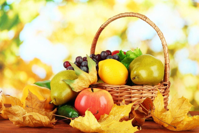 Alimentos para levantar el ánimo este otoño