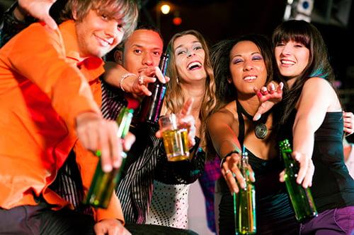 Casi el 40% de los alumnos universitarios son bebedores de riesgo