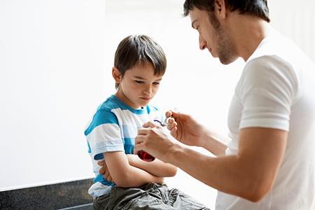 """""""La alergia a medicamentos en los niños no es un fenómeno frecuente"""""""