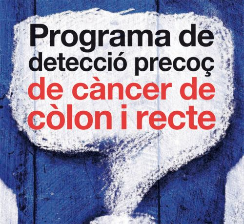 Un 9,5 al programa de cribado de cáncer colorectal de Barcelona