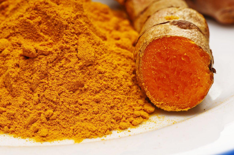 La cúrcuma, eficaz como antiinflamatorio y protector muscular