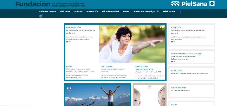 La AEDV presenta la Fundación Piel Sana en Granada para fomentar hábitos saludables de la piel