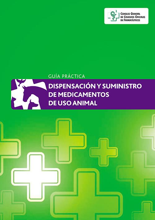 El Consejo General publica una guía de medicamentos de uso animal