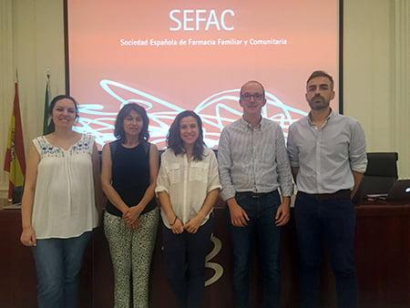 Nace una nueva delegación de SEFAC en Extremadura