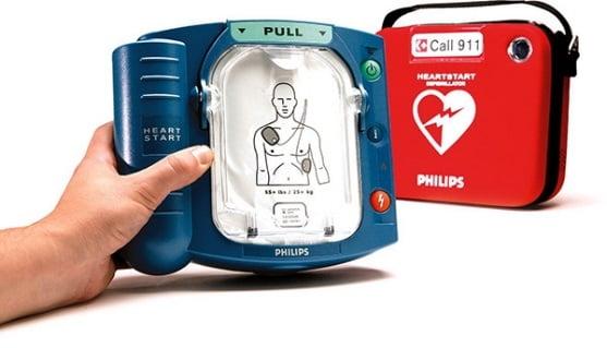 """Proyecto """"Salvando Vidas"""", para la implantación de desfibriladores en instalaciones deportivas y gimnasios"""