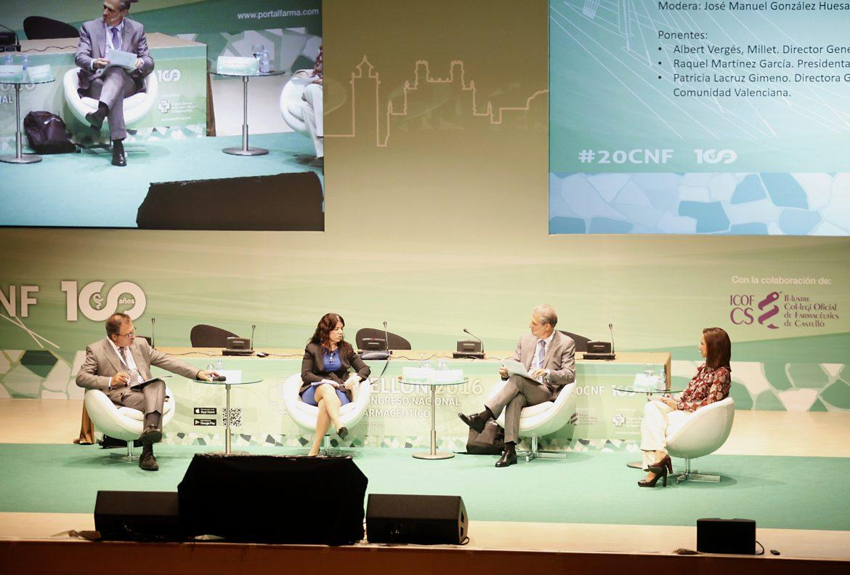 La Farmacia Comunitaria, estratégica en la futura coordinación sociosanitaria