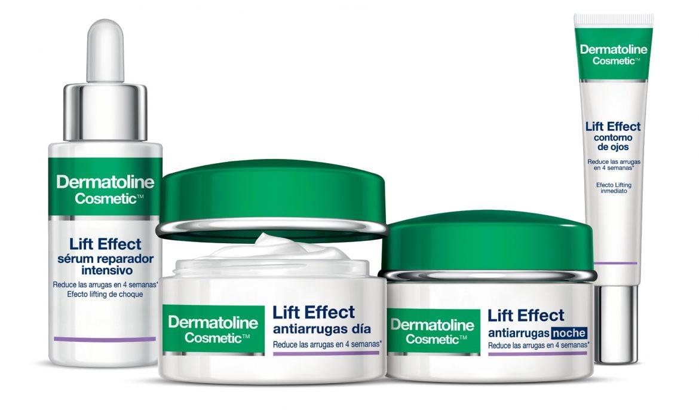 Línea facial antiage Dermatoline Cosmetic