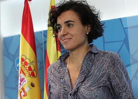 """Dolors Montserrat aclara que no está en la agenda """"incrementar el copago"""", sino estudiar los tramos"""