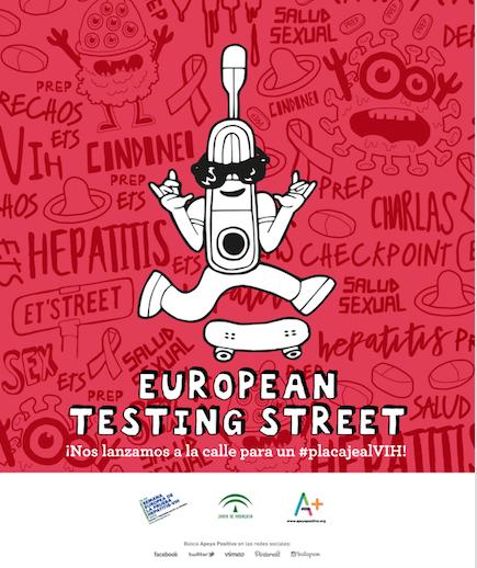 Del 18 al 25 de noviembre, Semana Europea del Test de VIH y la Hepatitis