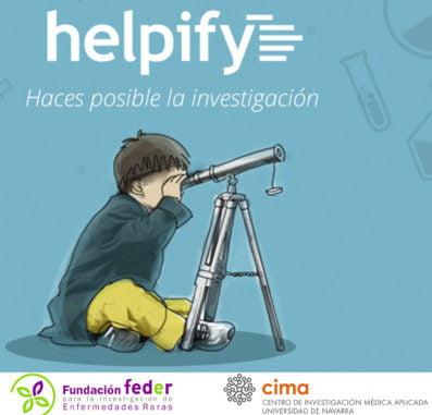 Se crea la plataforma 'Helpify' para impulsar la investigación en enfermedades raras