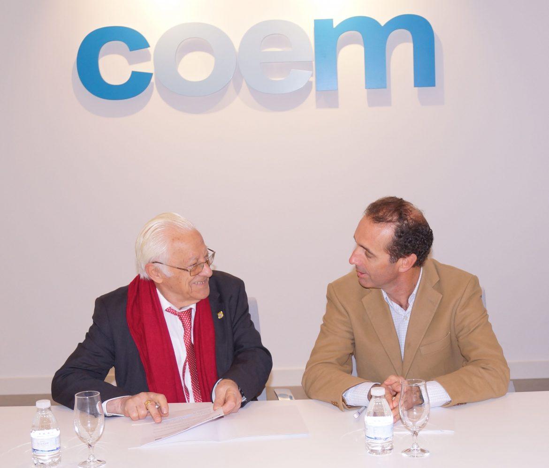 El COEM y los restaurantes Robin Hood promoverán la salud oral