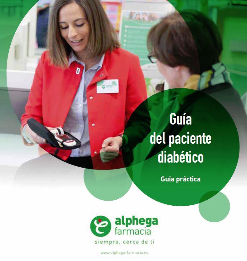 """Alphega Farmacia lanza la """"Guía del Paciente Diabético"""""""
