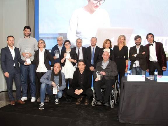 Se entregan los I Premios Solidarios con la Esclerosis Múltiple