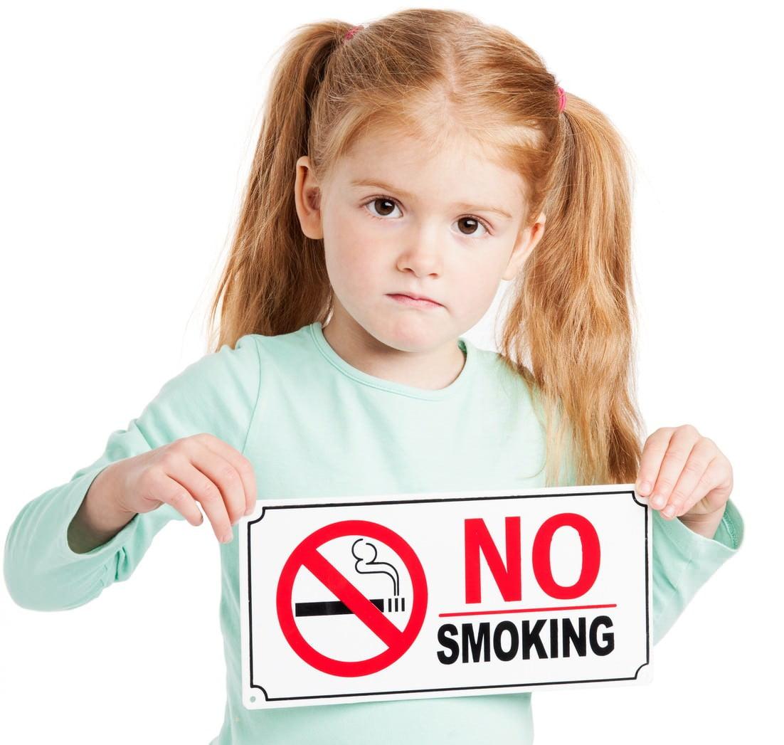 Esta Navidad, libera a tus hijos de humo