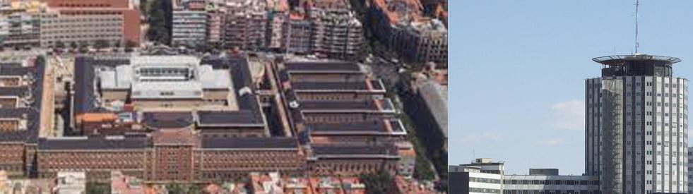 Madrid y Barcelona lideran el ranking de los hospitales con mejor reputación de España