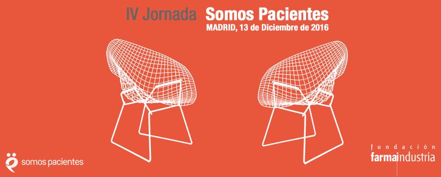 Entrevista a César Hernández García, de la AEMPS en la Jornada #somospacientes16