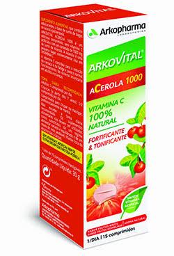 Arkovital acerola, vitamina C