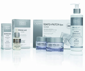 Anti-aging Platinum repara la piel de forma intensiva