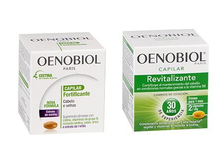 Cuidados Oenobiol para el cabello