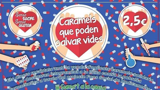 Caramelos que pueden salvar vidas ¡participa!