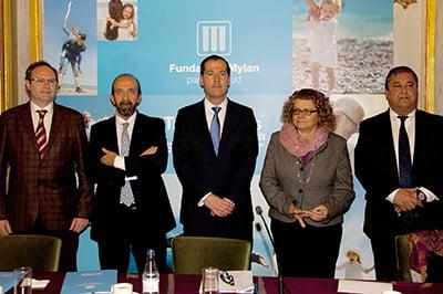 La Fundación Mylan para la Salud impulsará proyectos que mejoren la salud de la población