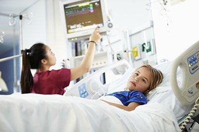 ¿Cómo explicar a un niño que padece cáncer?