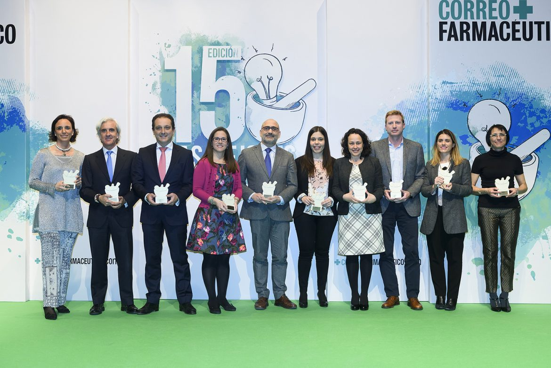 Premio a los talleres de suplementación en el deporte, del COF de Jaén