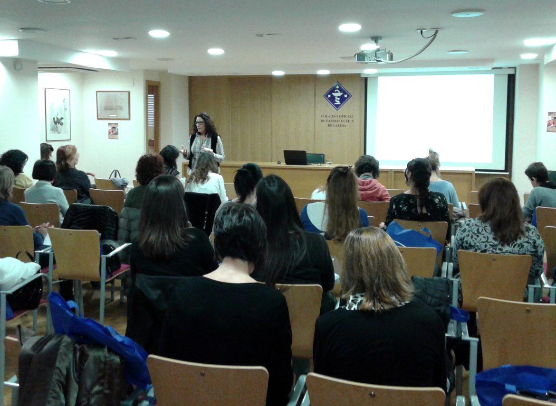 'Probióticos y salud íntima de la mujer', sesión formativa en Lleida