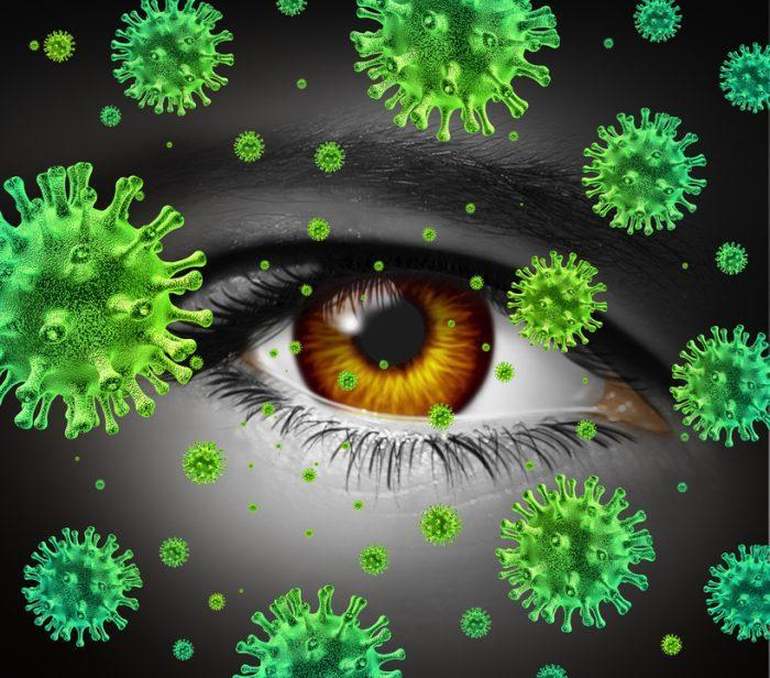 La alergia ocular se dispara por la contaminación ambiental