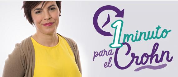 Arranca la campaña '1 minuto para el Crohn. 1 minuto para la EII'