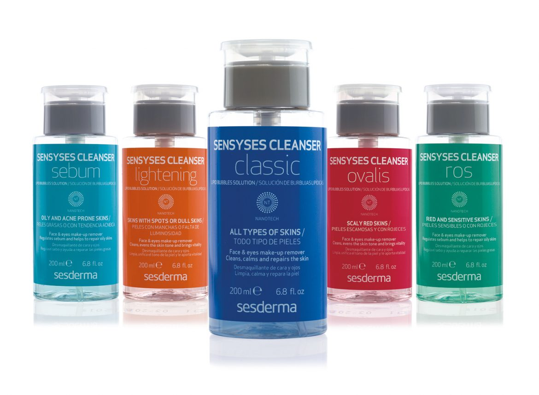 Sensyses Cleanser, de Sesderma: limpieza profunda