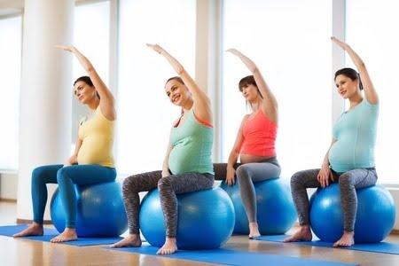 Los 3 beneficios de realizar ejercicio durante el embarazo