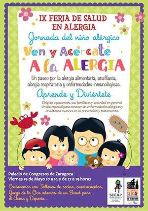 Feria de Salud en Alergia