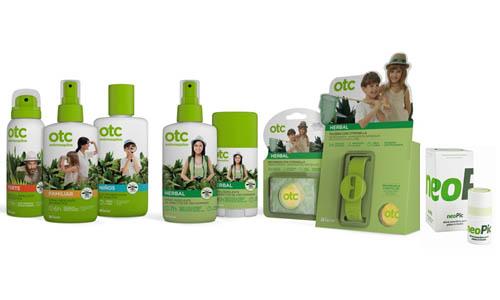 OTC antimosquitos