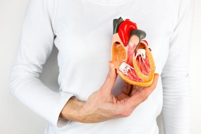 implante de ventrículos