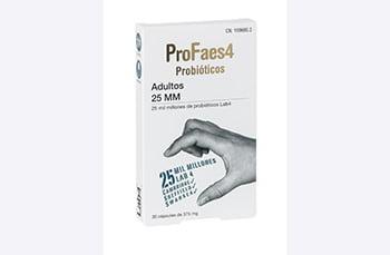 ProFaes4, probiótico para prevenir problemas digestivos