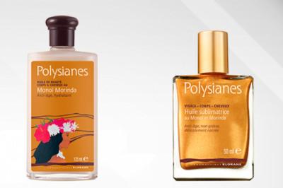 Polysianes, gama de cuidados para la piel