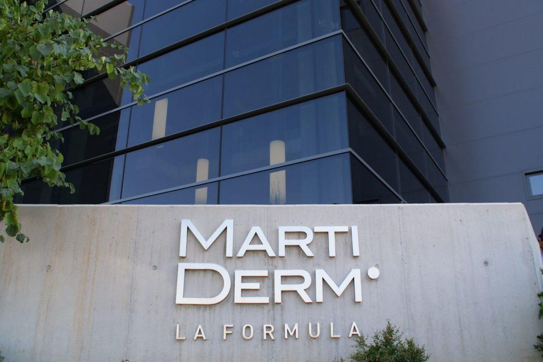 Martiderm inaugura sus nuevas instalaciones en Barcelona