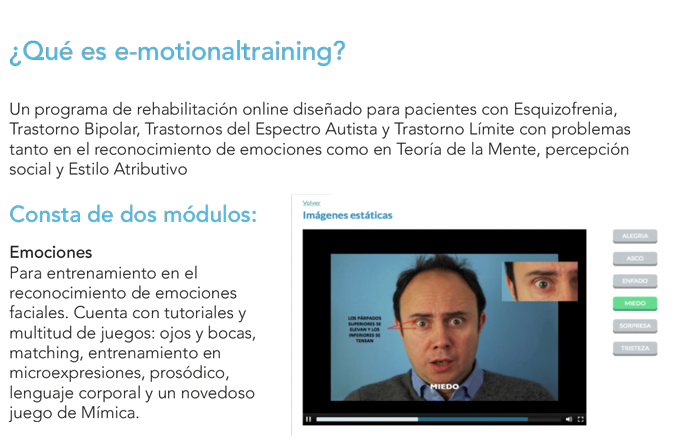 e-Motional Training
