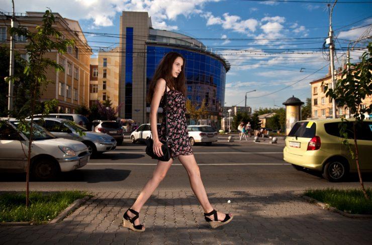 Vivir en zonas urbanas