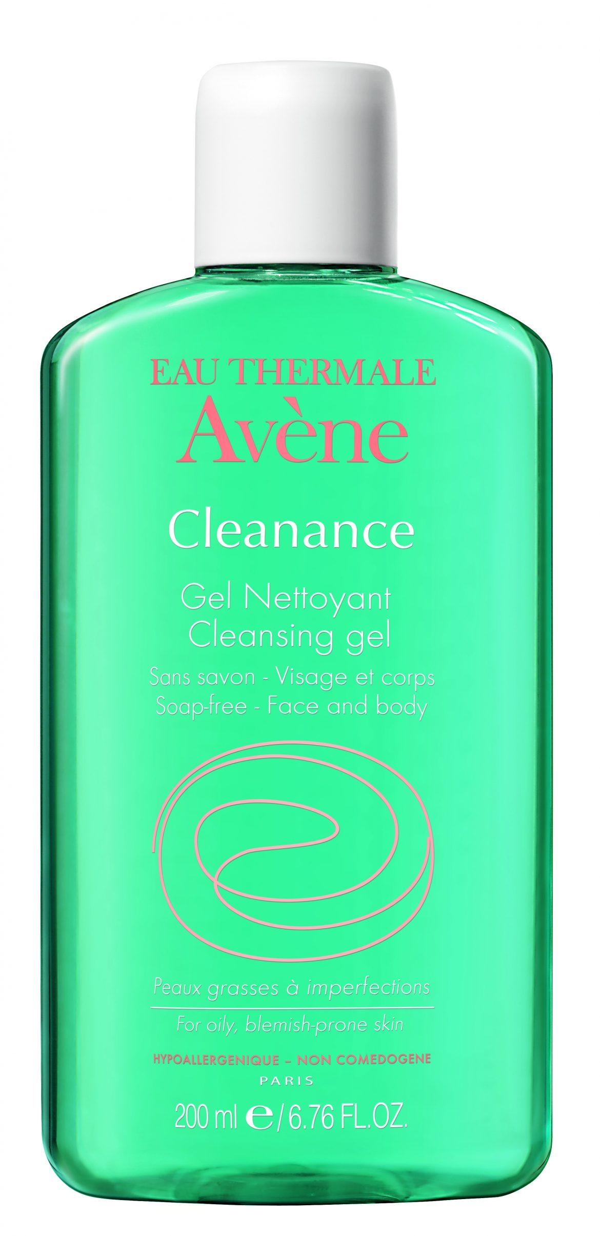 Gama Cleanance para pieles acneicas, de Avène