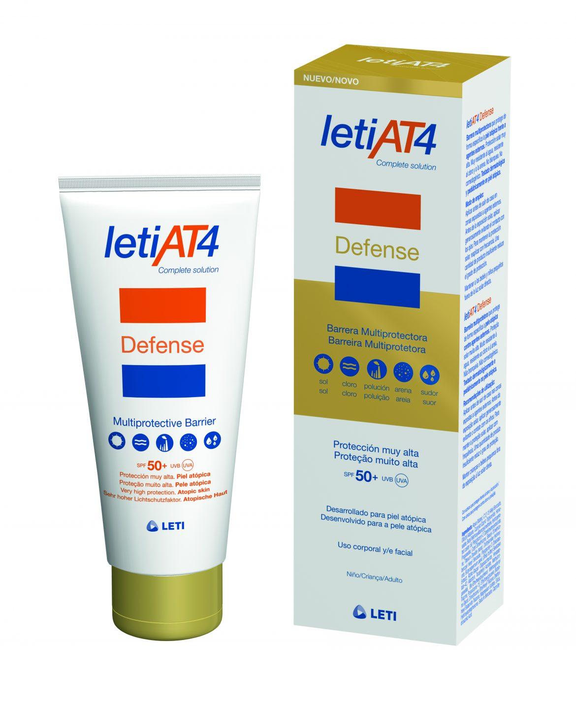 LetiAT4 Defense, multiprotector para toda la familia